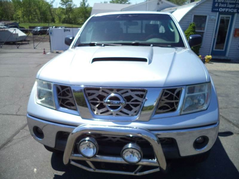 2005 Nissan Frontier SE 4dr King Cab 4WD SB - Suffield CT