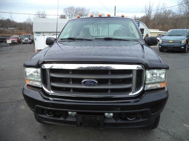 2003 Ford F-250 Super Duty 4dr Crew Cab Lariat 4WD SB - Suffield CT