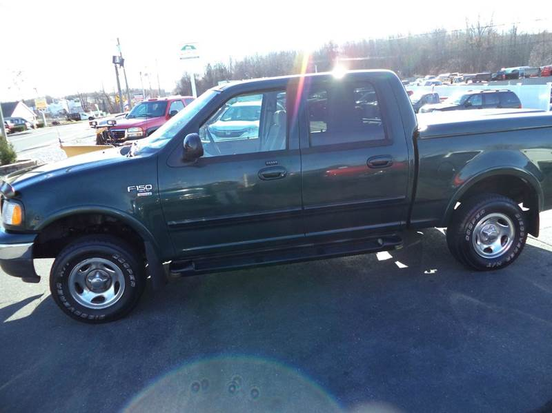 2003 Ford F-150 4dr SuperCrew XLT 4WD Styleside SB - Suffield CT