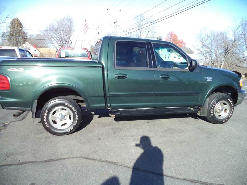 2003 Ford F-150 XLT 4dr SuperCrew 4WD Styleside SB - Suffield CT