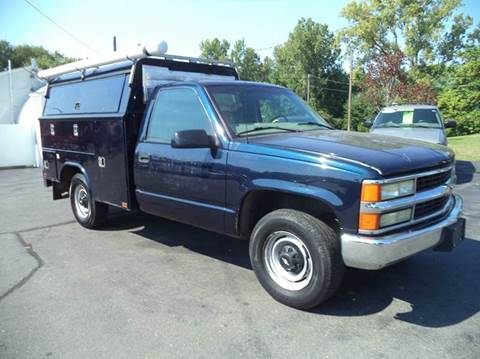 2000 Chevrolet C/K 3500 Series for sale in Suffield, CT