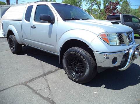 2005 Nissan Frontier for sale in Suffield, CT