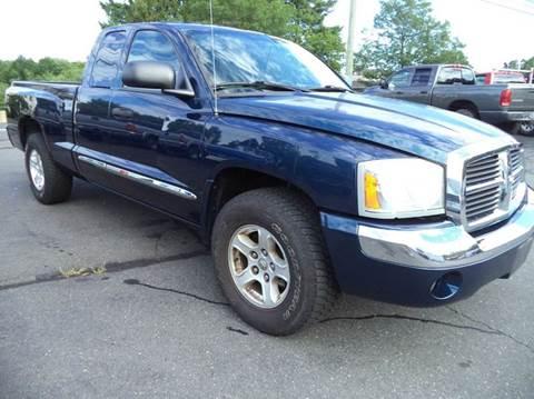 2007 Dodge Dakota for sale in Suffield, CT