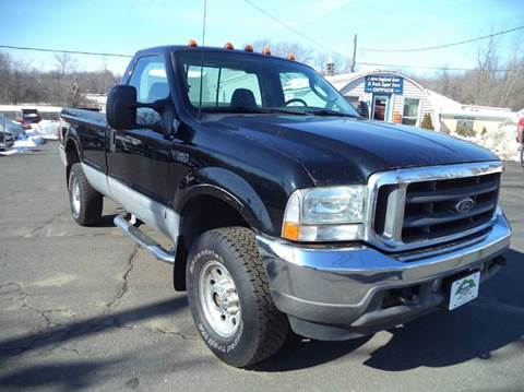 2003 Ford F-350 Super Duty for sale in Suffield, CT
