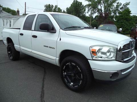 2007 Dodge Ram Pickup 1500 for sale in Suffield, CT