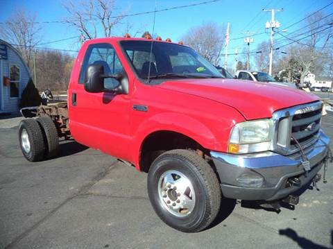 2002 Ford F-350 Super Duty for sale in Suffield, CT