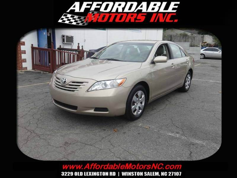 2009 Toyota Camry For Sale In Ocala Fl