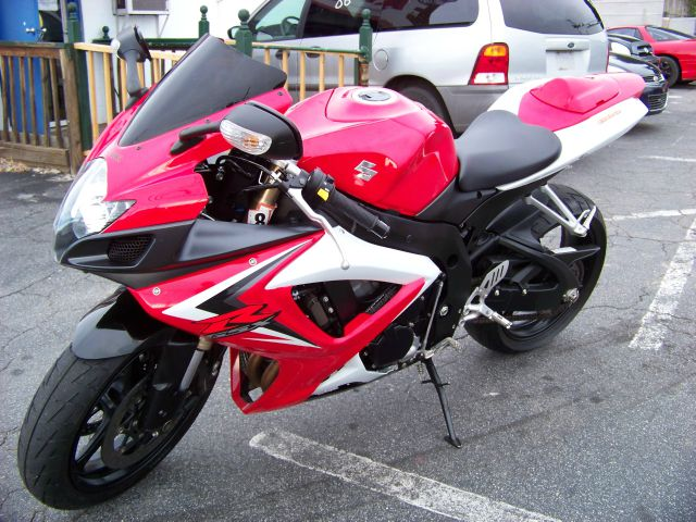 2007 Suzuki GSX