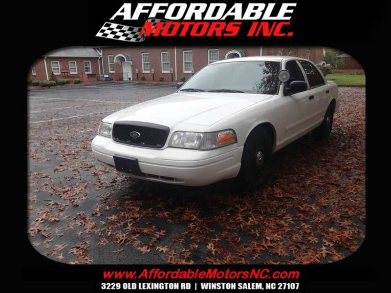 2005 Ford Crown Victoria For Sale In Oregon