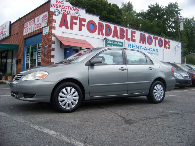 2003 Toyota Corolla For Sale In Winston Salem Nc