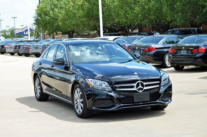 2016 mercedes benz c class c300 sport 4dr sedan in dallas for Mercedes benz service dallas tx