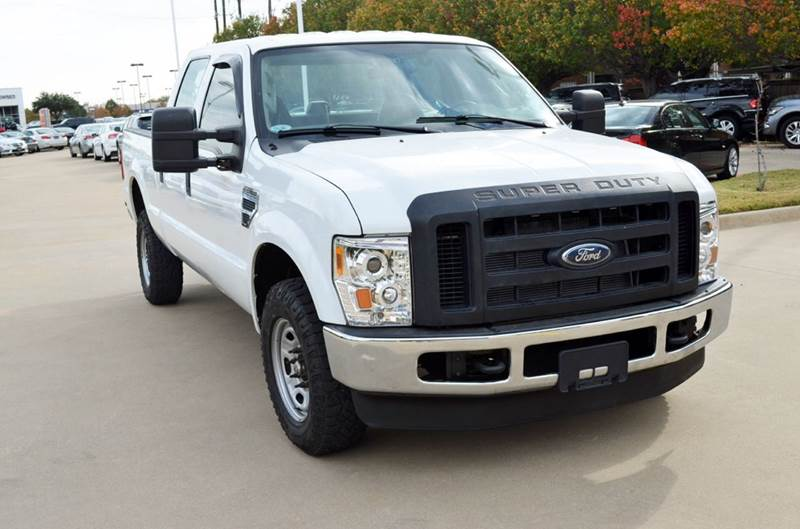 2009 ford f 250 super duty xl 4x2 4dr crew cab 8 ft lb pickup in dallas tx silver star motorcars. Black Bedroom Furniture Sets. Home Design Ideas