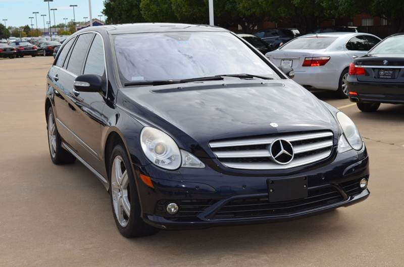 Mercedes benz r class for sale in texas for Mercedes benz r350 2008