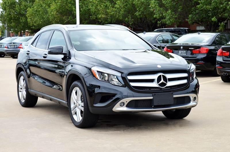 2016 mercedes benz gla gla250 4dr suv in dallas tx for Mercedes benz dallas tx