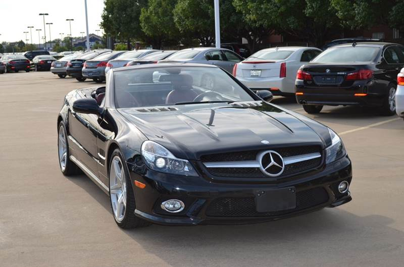 Mercedes benz sl class for sale in dallas tx for Mercedes benz for sale in dallas tx