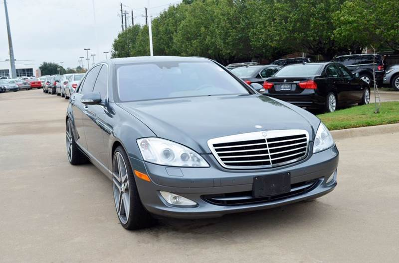 2007 mercedes benz s class s550 4dr sedan in dallas tx for Mercedes benz service dallas tx