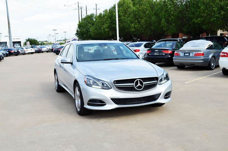 2014 mercedes benz e class e350 luxury 4dr sedan in dallas for Mercedes benz e350 luxury sedan 2014