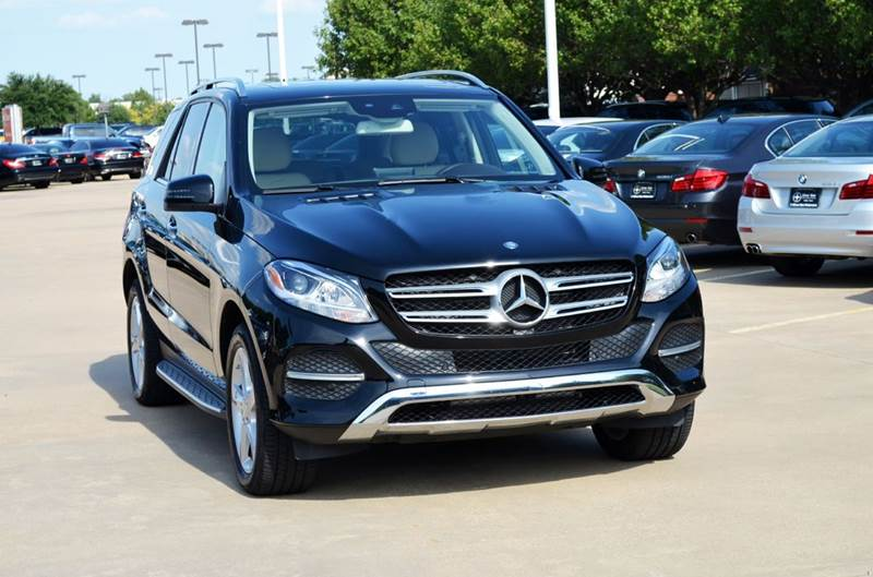 2016 mercedes benz gle gle350 4dr suv in dallas tx for Mercedes benz service dallas tx