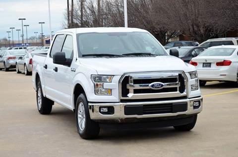2015 Ford F-150 for sale in Dallas, TX