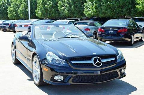 Mercedes benz sl class for sale dallas tx for Mercedes benz for sale in dallas tx