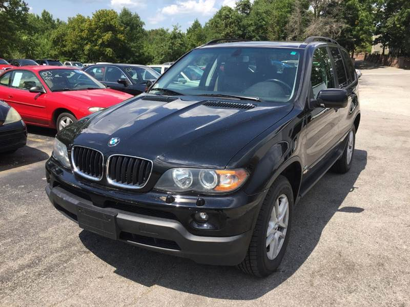 Bmw X AWD I Dr SUV In Murphysboro IL Best Buy Auto Sales - Best bmw suv