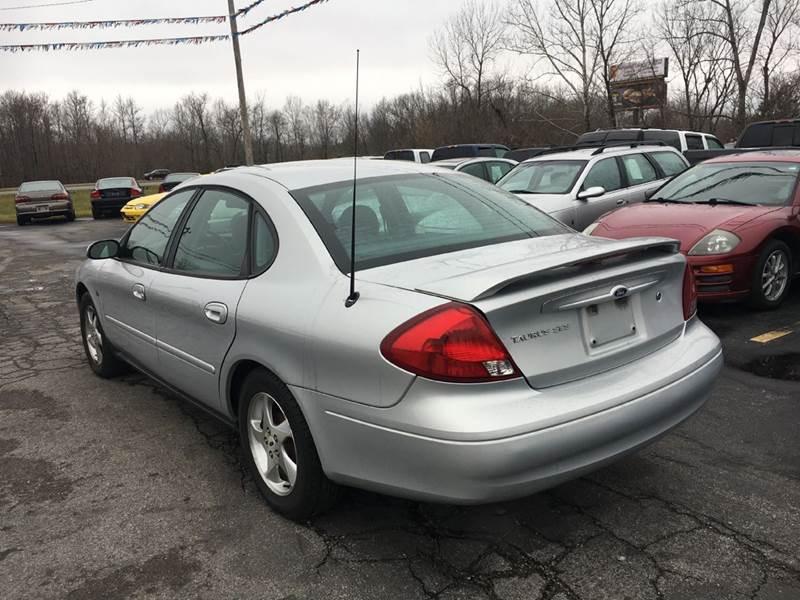 2003 Ford Taurus SES Deluxe 4dr Sedan - Murphysboro IL