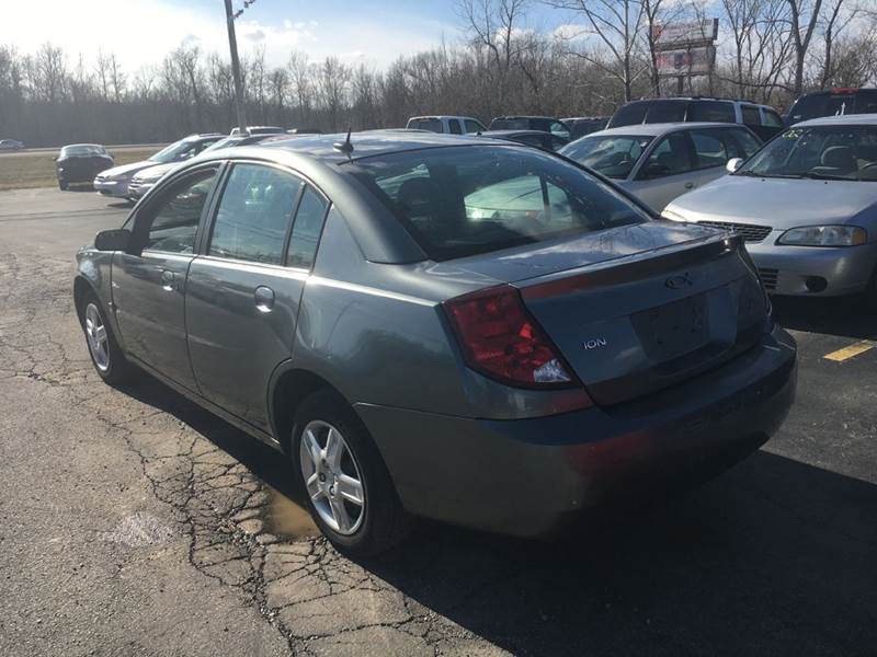 2006 Saturn Ion 2 4dr Sedan w/Automatic - Murphysboro IL