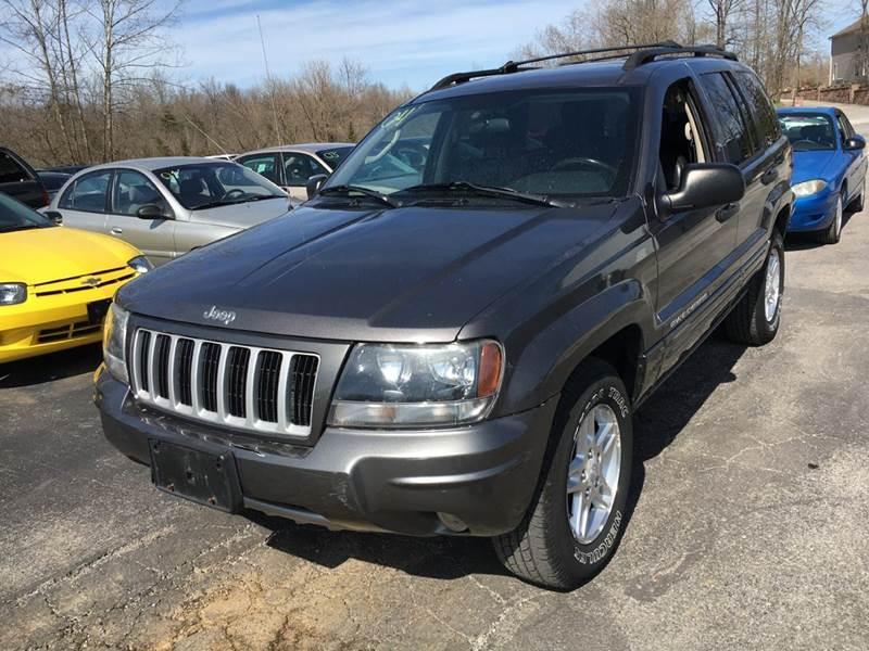 2004 Jeep Grand Cherokee 4dr Laredo 4WD SUV - Murphysboro IL