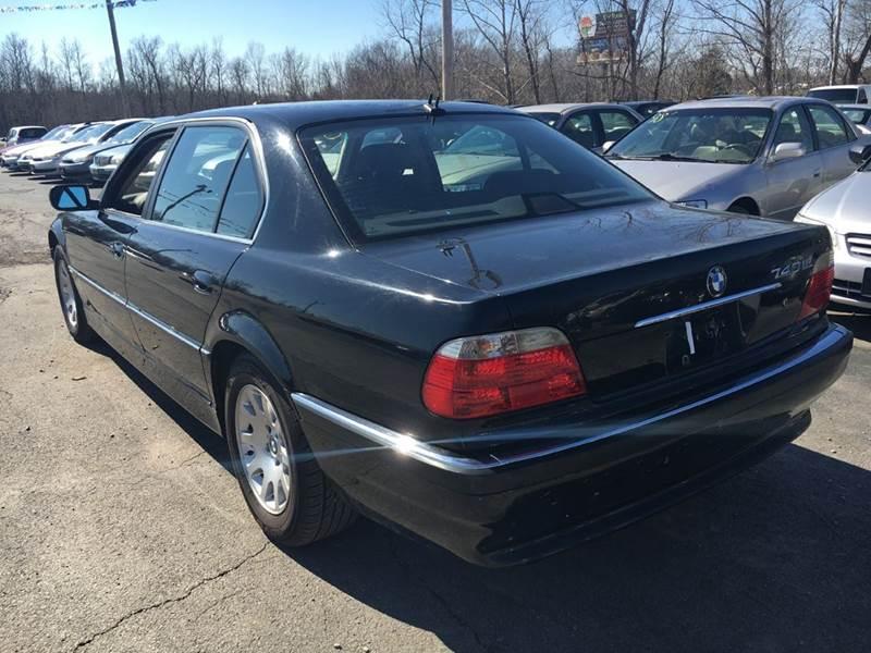 2001 BMW 7 Series 740iL 4dr Sedan - Murphysboro IL
