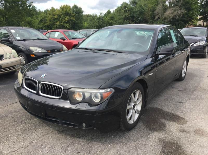 Bmw Series I Dr Sedan In Murphysboro IL Best Buy Auto - 745 i bmw