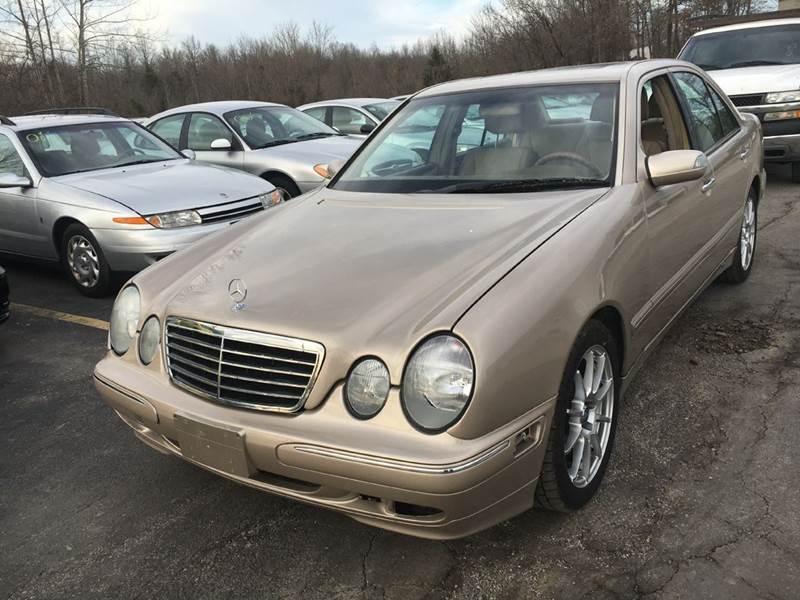 2001 mercedes benz e class e430 4dr sedan in murphysboro for Mercedes benz 2001 e430