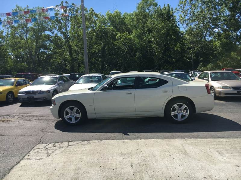 2008 Dodge Charger 4dr Sedan - Murphysboro IL