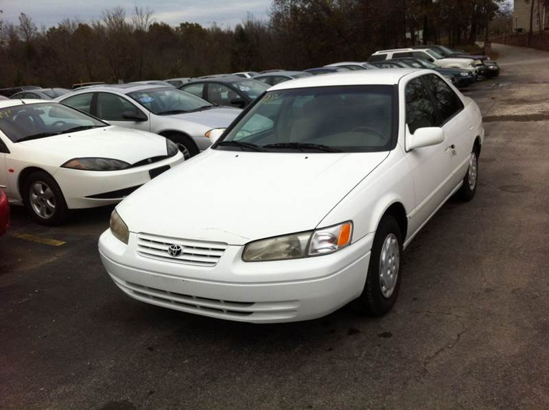 1998 toyota camry for sale in topeka ks. Black Bedroom Furniture Sets. Home Design Ideas