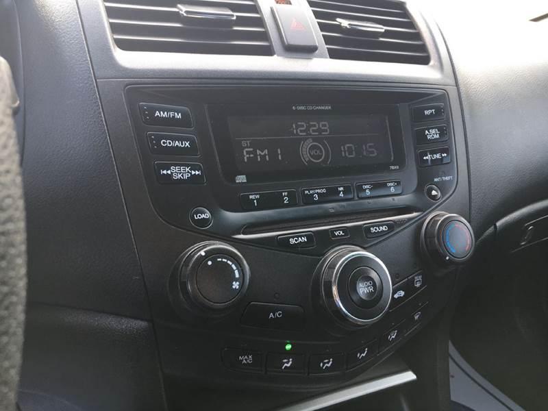 2004 Honda Accord EX 2dr Coupe - Murphysboro IL