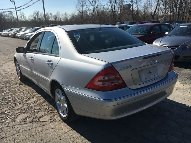 2003 Mercedes-Benz C-Class C240 4dr Sedan - Murphysboro IL