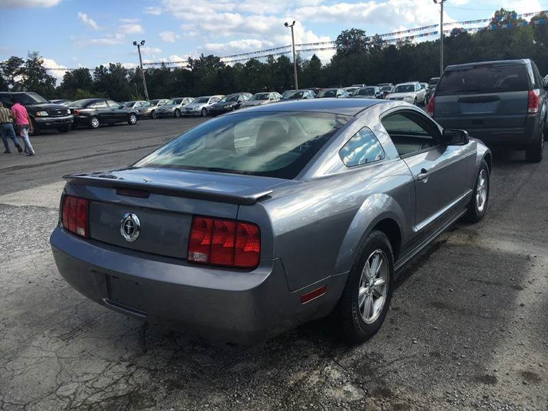 2007 Ford Mustang V6 Premium 2dr Coupe - Murphysboro IL