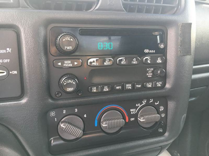 2003 Chevrolet S-10 3dr Extended Cab LS Rwd SB - Murphysboro IL