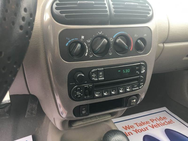 2002 Dodge Neon SXT 4dr Sedan - Murphysboro IL