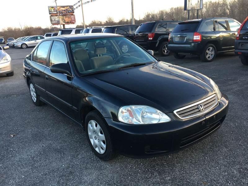 2000 Honda Civic LX 4dr Sedan - Murphysboro IL