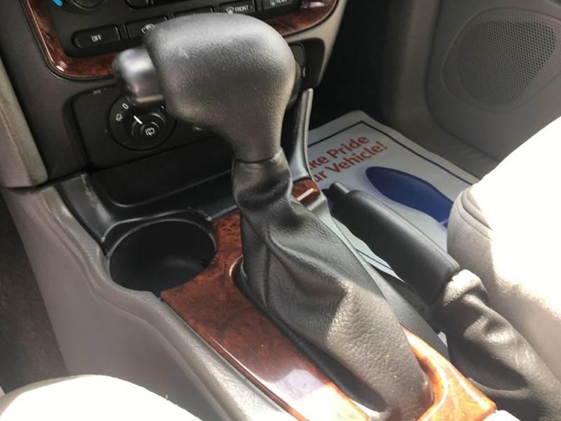 2003 Oldsmobile Bravada AWD 4dr SUV - Murphysboro IL