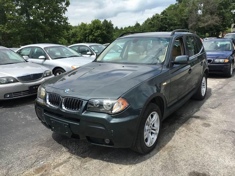 2006 BMW X3 AWD 3.0i 4dr SUV - Murphysboro IL