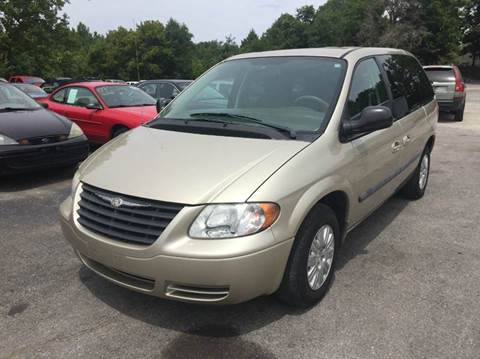 2007 Chrysler Town and Country for sale in Murphysboro, IL