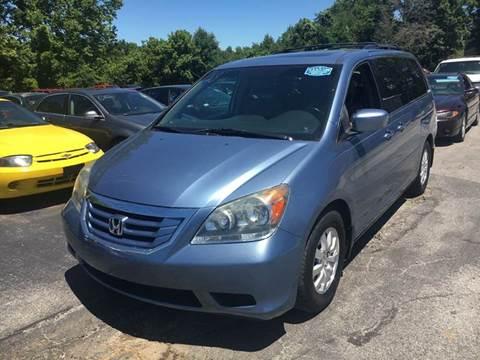 2008 Honda Odyssey for sale in Murphysboro, IL