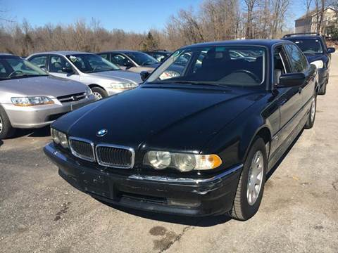 2001 BMW 7 Series For Sale In Murphysboro IL