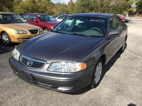 2002 Mazda 626 for sale in Murphysboro, IL