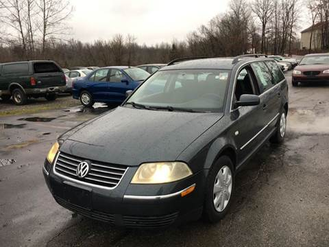 2003 Volkswagen Passat for sale in Murphysboro, IL