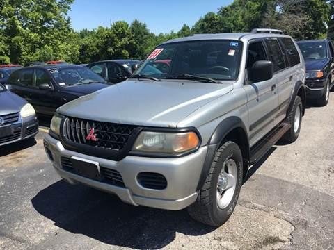 2001 Mitsubishi Montero Sport for sale in Murphysboro, IL