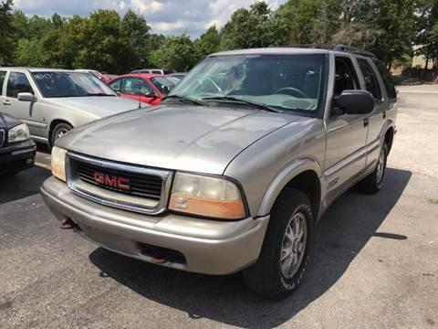 2000 GMC Jimmy for sale in Murphysboro, IL