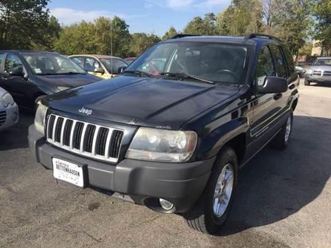 2004 Jeep Grand Cherokee for sale in Murphysboro, IL