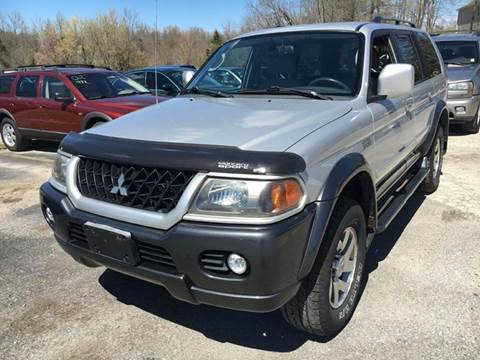 2002 Mitsubishi Montero Sport for sale in Murphysboro, IL